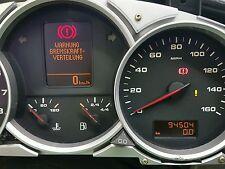 Porsche CAyenne Tacho Kombiinstrument 7l5920970D US / Meilen