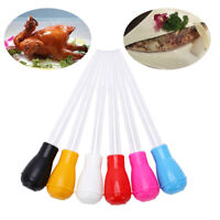 1Pc chicken turkey poultry BBQ baster syringe tube pump pipe pipettte 30mlEP