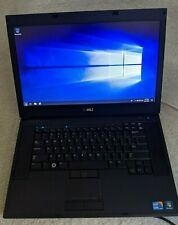 Dell Latitude E6510 Used Windows 10 i7cpu@2.67 4 GB RAM 250 GB HDD