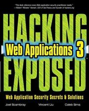 Hacking Exposed Web Applications: Web Applications : Web Application Security Se