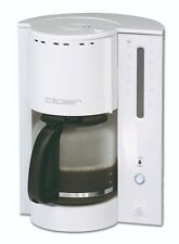 Cloer Kaffeemaschine 5225 Glaskanne 12 Tassen extra heißer Kaffee NEU (B-Ware)