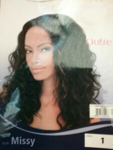 OUTRE LACE FRONT WIG / MISSY