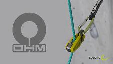 Edelrid OHM Sicherungszusatz Bremsassistent Zusatzbremse Sicherung