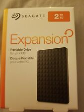 "Seagate 2TB 2.5"" Expansion Portable External Hard Drive, USB 3.0 #STEA2000400"