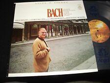 BACH ° HARPSICHORD CONCERTO<>MENUHIN/BENNETT<>LP Vinyl~US Pressing<>ANGEL 36336