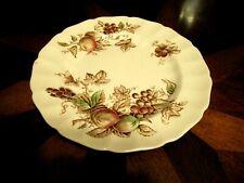 "Vintage Johnson Brothers Ironstone Autumns Delight  Dinner Plate 10"""