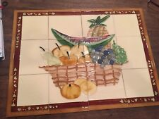Vintage Tiles for Backsplash or Art work