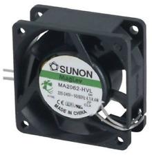 SUNON® MA 2062HVL.GN MAGLev Axial Fan 230V AC 60 x 60 x 25mm 'UK COMPANY NIKKO'