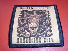 Hellhammer Patch Apocalyptic Raids Black Metal Mayhem !!!!! Dead Morbid