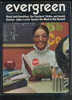 Evergreen Review April 1969 Julius Lester Jacques Demy John Lahr  MBX29