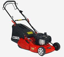 "Cobra RM46SPB 18"" Self Propelled Rear Roller Lawnmower c/w Briggs 500E Engine"