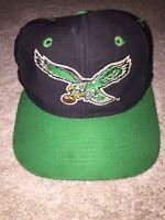 Philadelphia Eagles NFL Vintage Hat Cap Logo 7 Competitor Snapback Boys
