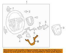 Chevrolet GM OEM 14-17 SS Steering Wheel-Trim Cover 92268617