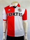 Feyenoord Roterdam Home Centenary Football Shirt Jersey 2008 - 2009 Kappa
