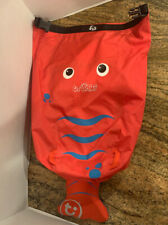Trunki Paddlepak Lobster Backpack Children Kids One Size Unisex Water Resistant