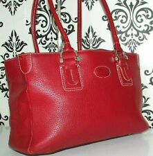 EXPENSIVE TODS REAL LEATHER SATCHEL SLOUCH GRAB TOTE BAG HANDBAG/PURSE