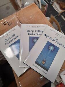 *RARE* 3 Books Mystical Dimension Concepts in Chassidism Kabbalistic Vol 1-3