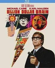 BLU-RAY Billion Dollar Brain (Blu-Ray) NEW Michael Caine