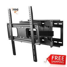 Goobay - TV Easy Fold Wall Mount L - Black