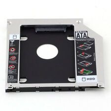 """2nd HDD SSD Hard Disk Drive Caddy Tray SATA 9.5mm For Macbook Pro 13"""" 15"""" 17"""""""