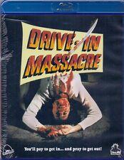 Drive-In Massacre Blu Ray Severin 1976 Stu Segall John F. Goff