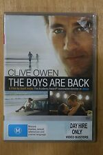 The Boys Are Back (DVD, 2010) -  (D72)