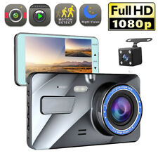 Full HD 1080P Dashcam Auto kamera Video Recorder Nachtsicht G-Sensor Loop-Aufn
