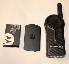 Motorola DLR1020 DLR 1-WATT 2-Channel Digital Business 2-WAY RADIO