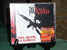 ILL NINO ~~ TILL DEATH, LA FAMILIA CD (BRAND NEW SEALED)