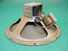 "1940's 12"" Field Coil Speaker for Vintage Radios and TV's"