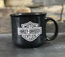Harley Davidson Motorcycles - Henderson/Buell - Coffee - Cup/Mug - Black - 12 oz