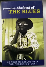 The Best of the Blues Box Set of 3 Cassette Tapes Various Artists