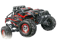 RC Monstertruck X-King 4WD M 1:12 2,4 GHZ Komplettset inkl Lipo Akku NEU
