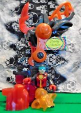 Fisher Price Imaginext 2012 Allosaurus' Dino-Harness Action Figure Parts Ages 3+