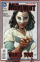 The Movement #5 Comic Book 2013 New 52 - DC