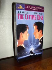 The Cutting Edge starring Sweeney & Kelly (VHS, 1996, Contemporary Classics)