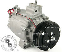 New AC Compressor Fits: 2003 2004 2005 Honda Civic Hybrid 1.3L 1 Year Warranty