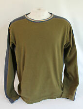 REI Climbing Hiking Outdoor Casual  Pull-Over Fleece Sweater Sz.L Used