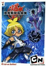 Bakugan, Vol. 4: Heroes Rise (REGION 1 DVD New)