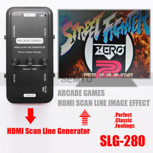 HDMI Image Scan Line Generator
