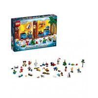 LEGO CITY CALENDARIO DELL'  AVVENTO  2018 LEGO CITY  ART  60201