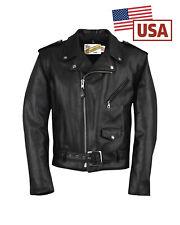 Blouson Schott perfecto us noir original 118 made in USA