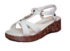 Scarpe Sandali bianco Geox per bambine dai 2 ai 16 anni
