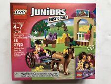LEGO 10726 STEPHANIE/'S HORSE CARRIAGE SET  BRAND NEW SEALED JUNIORS SLIGHTDAMAGE