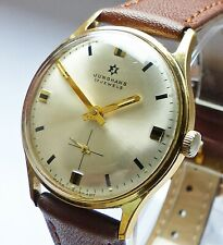 Schöne Junghans 17Jewels Herren Vintage Armbanduhr 60er Jahre