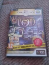 MYSTERY TRACKERS, THE VOID PC ROM collectors edition