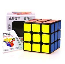 HOT 3x3x3 cube rubix Speed Twist Puzzle Magic Cube Rubik Classic Gift Game black