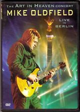 MIKE OLDFIELD The Art in Heaven Concert: Live in Berlin DVD NTSC