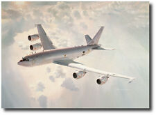 Vital Link by Keith Ferris -Boeing E-6 Tacamo- Aviation Art