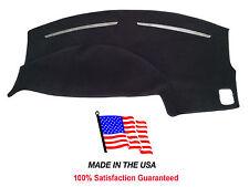 2011-2015 Dodge Charger Black Carpet Dash Cover Dash Board Mat Pad DO102-5